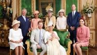 Prince Harry Meghan Markle baby Archie Kate Middleton Prince William Doria Ragland Prince Charles Camila Archie christening
