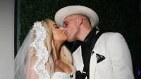 Jake Paul and Tana Mongeau Wedding Dress