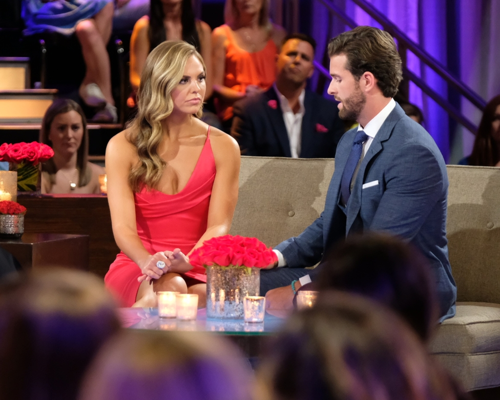 Bachelorette Finale Hannah Brown and Jed Wyatt
