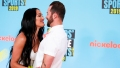 Nikki Bella and Artem Chigvintsev Kids Choice Awards