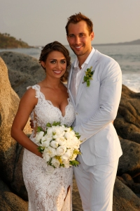 Marcus Grodd Lacy Faddoul Bachelor in Paradise Wedding
