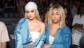 Kylie Jenner and Jordyn Woods Denim Outfits Kylie Still Hurt Over Fallout