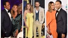 Jay Z Beyonce Blake Lively Ryan Reynolds Chrissy and John Legend celebrity parents