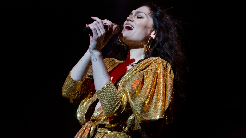 Just a Quick Reminder That Jessie J Has the Voice of a Literal Angel — Watch!