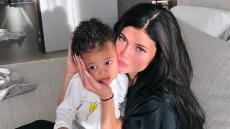 Kylie Jenner Stormi Family Day Travis Scott