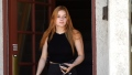 Ariel Winter With Red Hair and No Makeup in Los Angeles