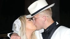 Jake Paul and Tana Mongeaus giant wedding extravaganza at the infamous Graffiti Mansion in Las Vegas