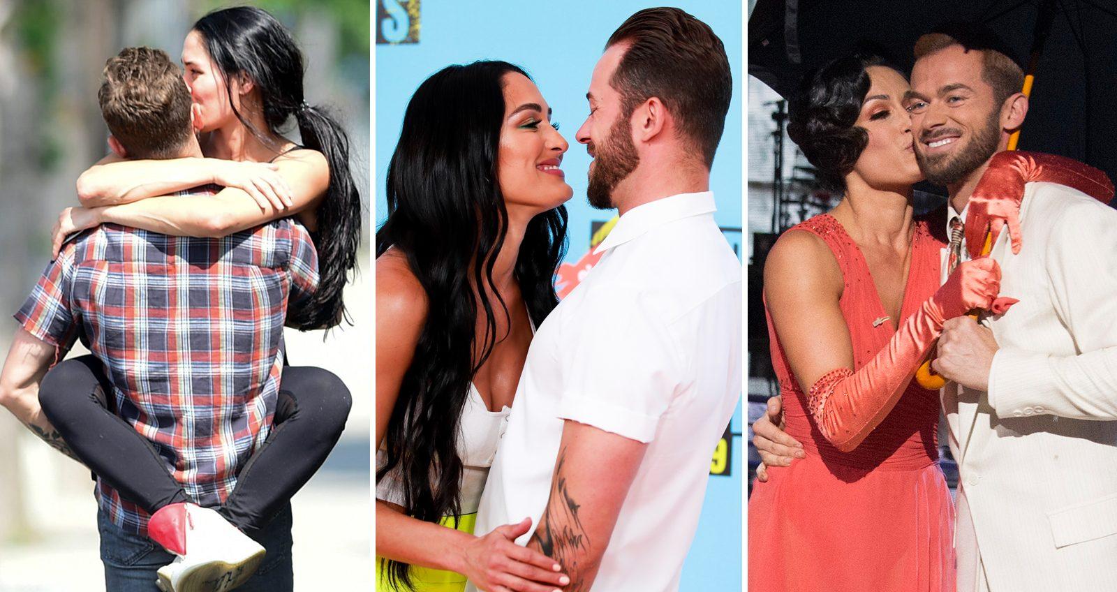 Nikki Bella and Artem Chigvintsev\u0027s Relationship Timeline