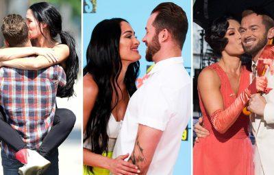 Nikki Bella Artem Chigvintsev relationship timeline