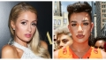 Paris Hilton, James Charles