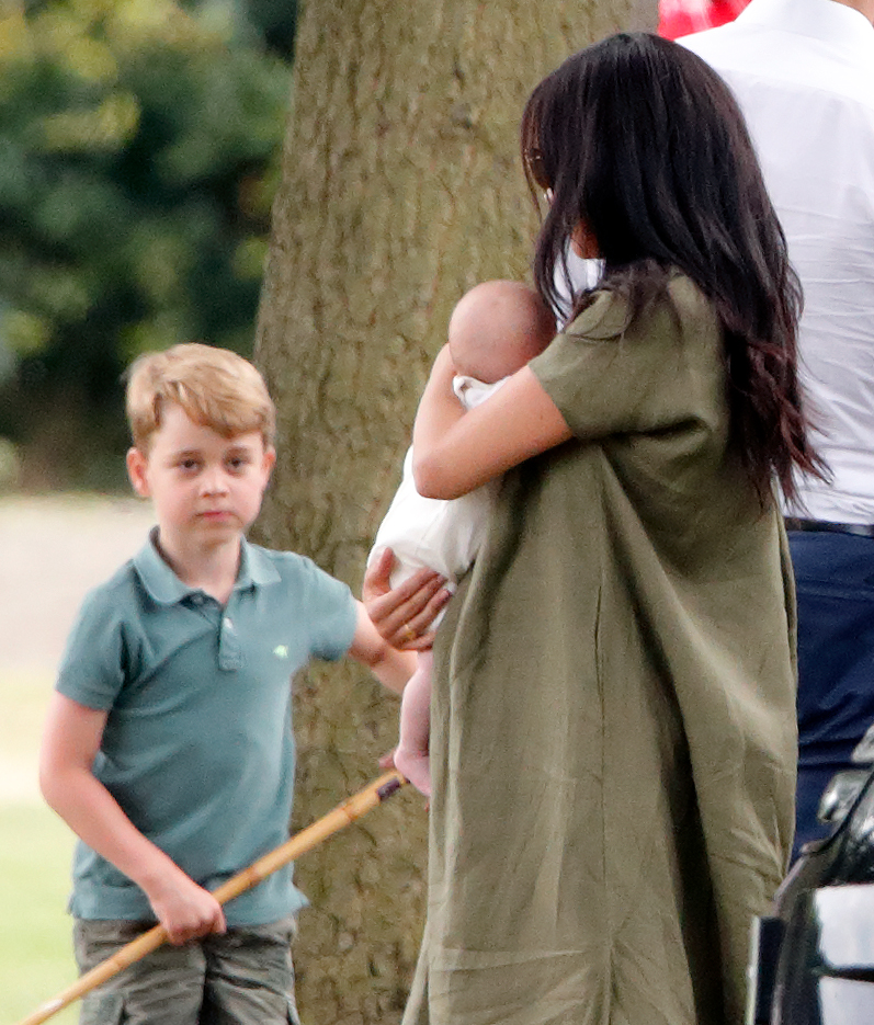 Princess Charlotte Is 'Always Asking' to Play With Baby Archie