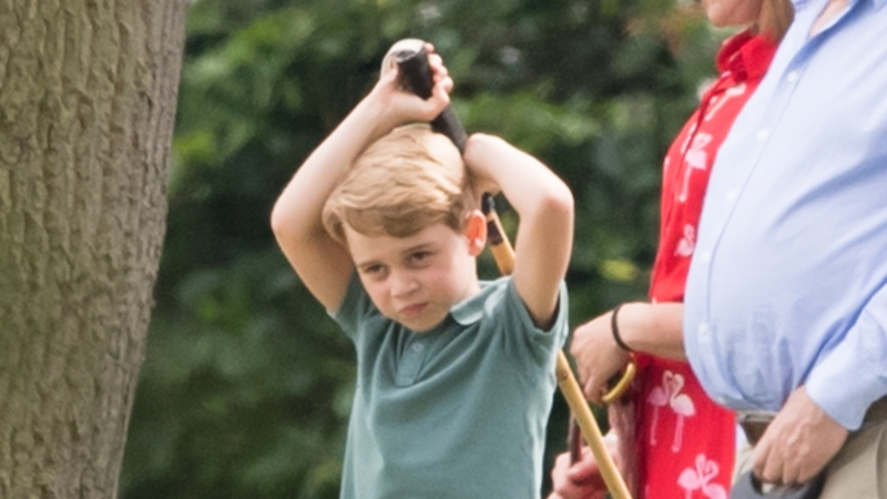 Magic, and Pizza and Candy — Oh My! Here's How Prince George Will Be Celebrating His 6th Birthday