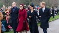 Royal Family Walking