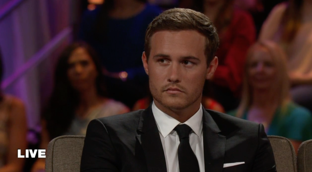 The Bachelorette Peter After the Final Rose
