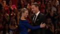 Hannah and Peter Hugging on The Bachelor