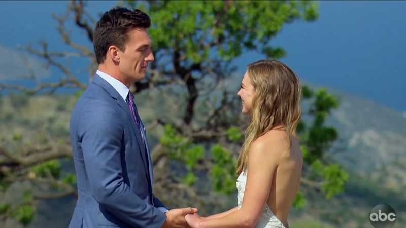 Hannah Brown Dumped Tyler During the Season Finale of 'The Bachelorette' and It's So Sad