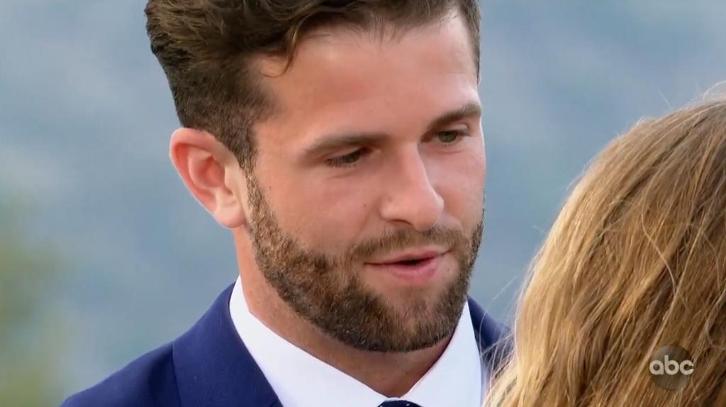 Bachelorette Jed Wyatt Finale Proposal