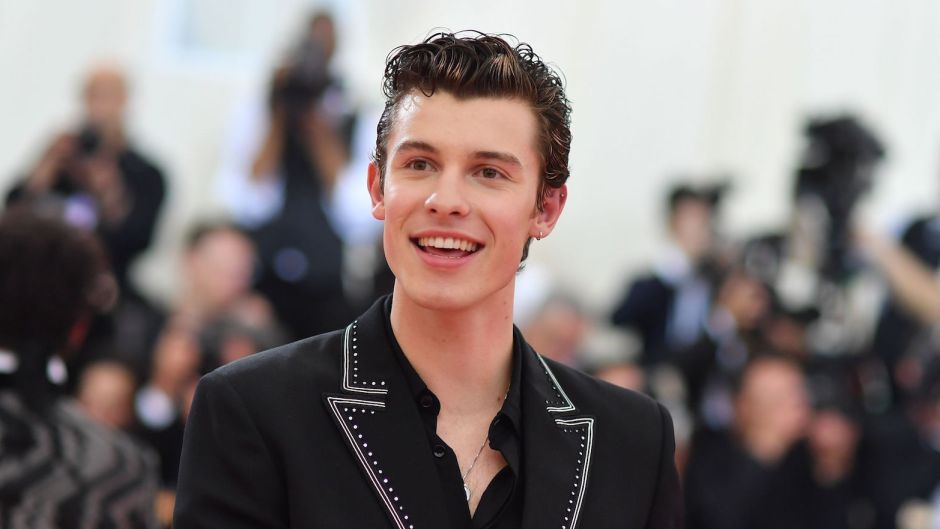Shawn Mendes at the 2019 Met Gala