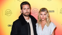 Sofia Richie Is Obsessed With Scott Disick On Instagram With Dog