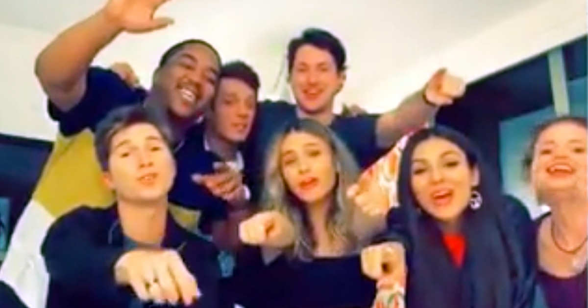 The Cast Of Zoey 101 Had A Reunion And Are Talking About A