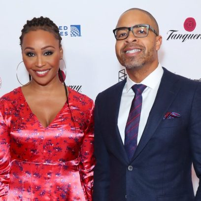 Cynthia Bailey and Mike Fleiss