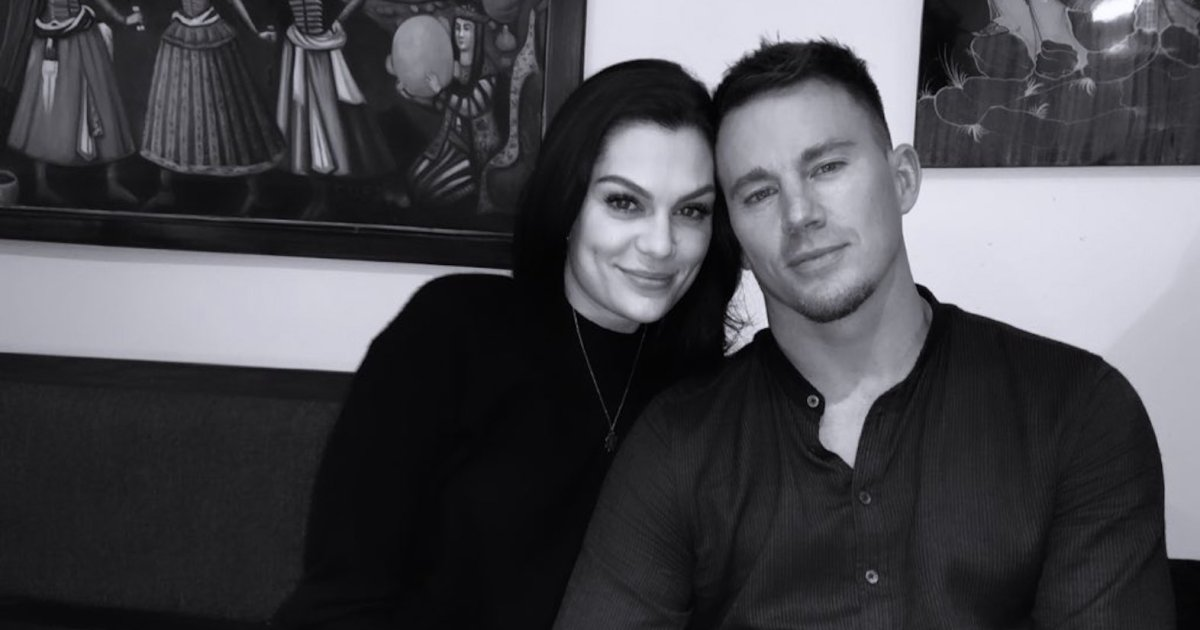 Jessie J Shares Rare Photos of BF Channing Tatum on Instagram