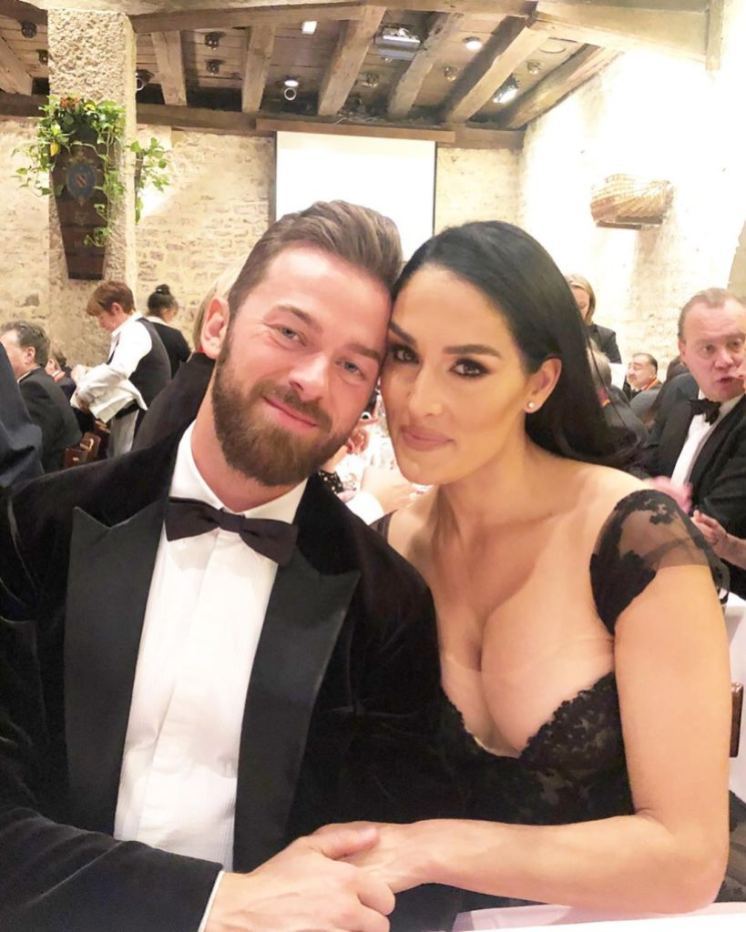 Nikki Bella and Artem Move in Together