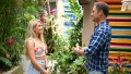 DEMI BURNETT, CHRIS HARRISON Bachelor in Paradise Premiere Demi and Kristian Haggerty