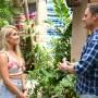 Bachelor in Paradise Demi Burnett and Chris Harrison Demi's girlfriend kristian haggerty