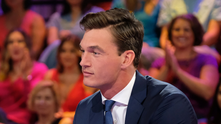 'Bachelorette' Star Tyler Cameron Skips Out on Court After Gigi Hadid Date