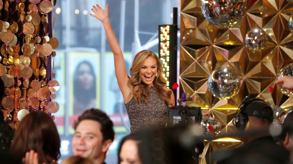 HANNAH BROWN Good Morning America Silver Dress Dancing With the Stars