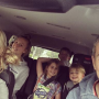 Christina and Ant Anstead with Their Kids