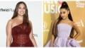 Ashley Graham, Ariana Grande