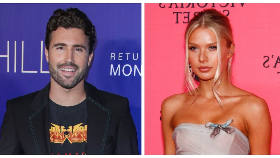 Brody Jenner Josie Canseco Side by Side Instagram Official
