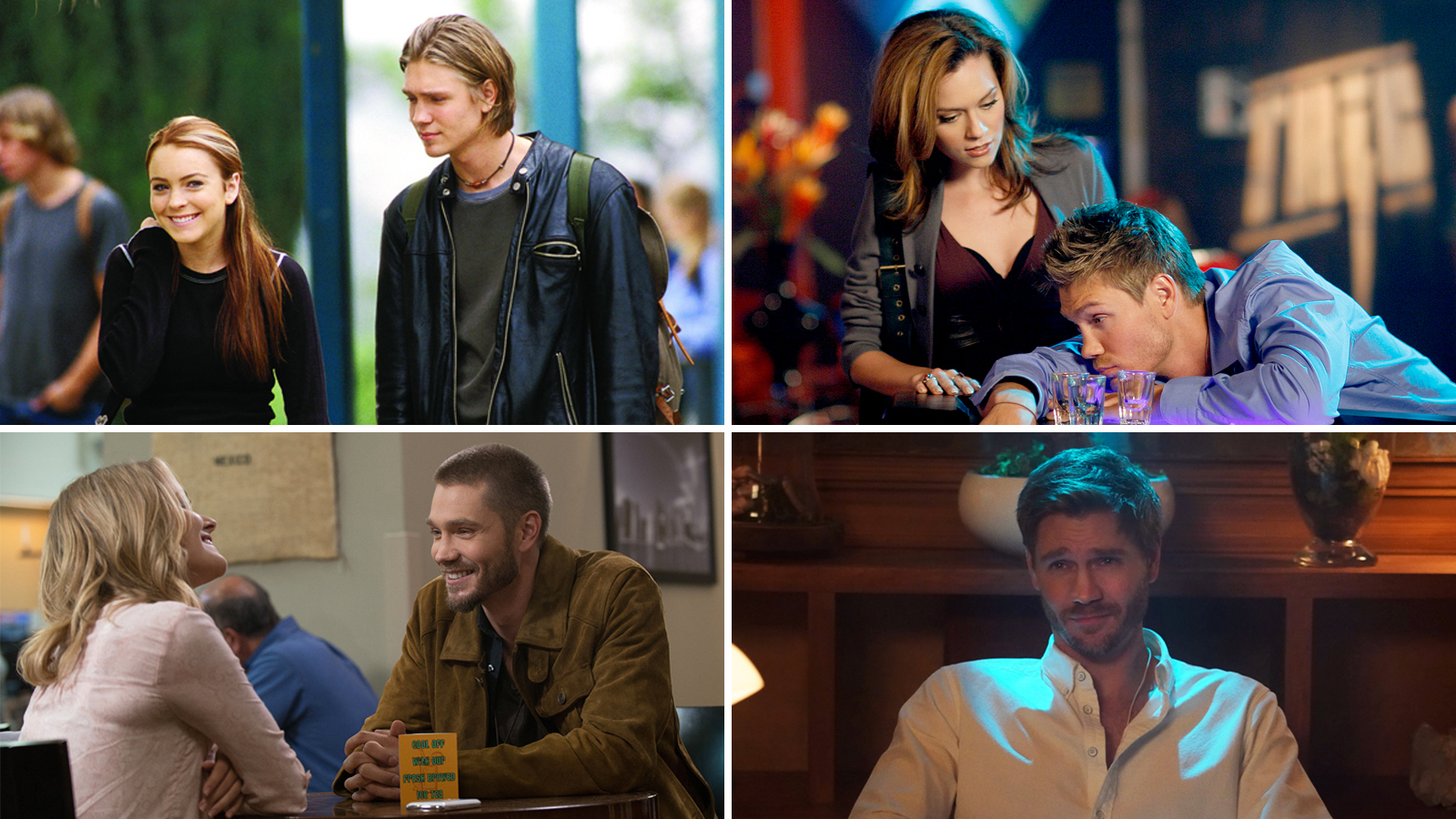 From 'Freaky Friday' to 'Riverdale' — Chad Michael Murray Is Still Our Prince Charming After All These Years
