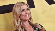 Christina Anstead Smiling at the 'Serengeti' TV Show Premiere
