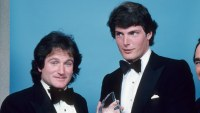 Robin Williams, Christopher Reeve