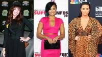 Demi Lovato style transformation
