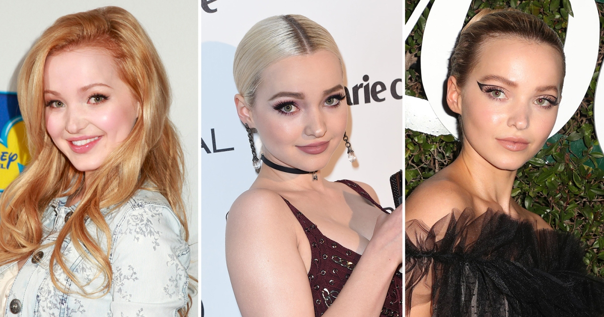 Dove Cameron S Tranformation Shameless To Descendants To Now