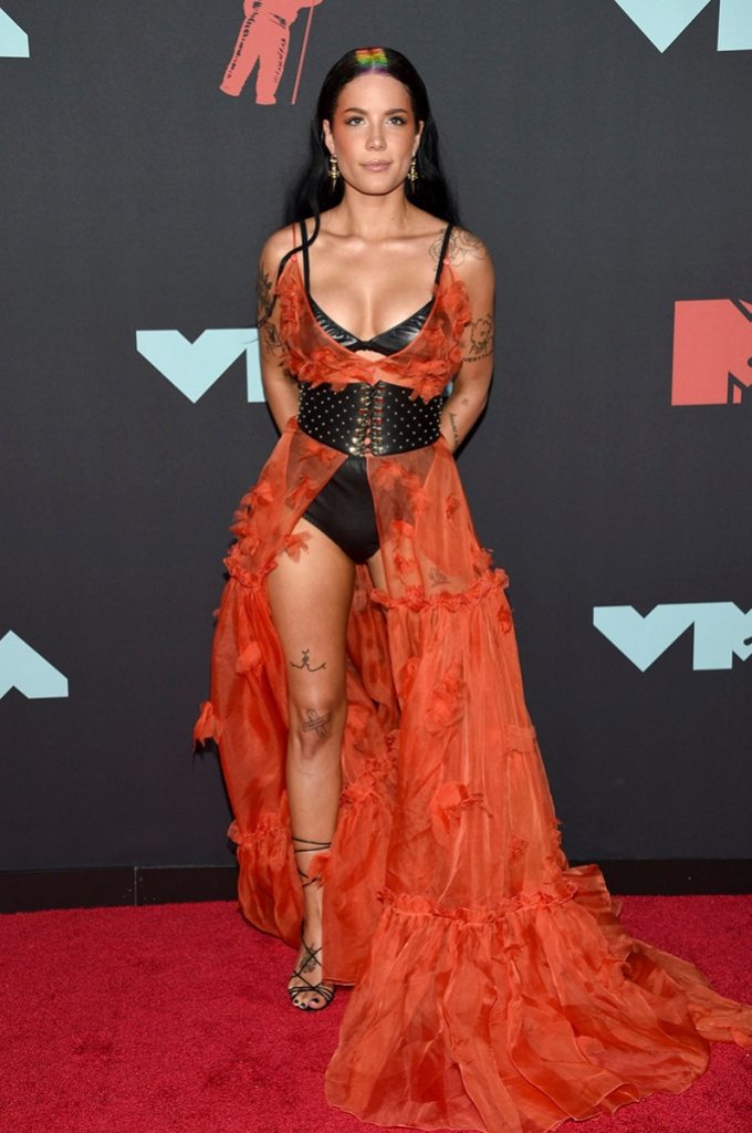 Halsey VMAs 2019