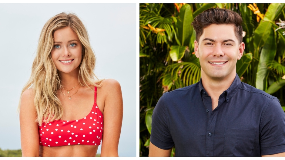 Hannah Godwin Dylan Barbour Bachelor in Paradise Engaged Relationship