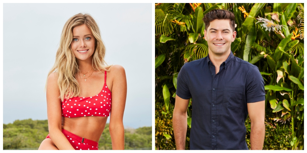 Bachelor in Paradise Hannah Godwin and Dylan Harbour Engaged