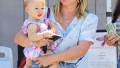 Hilary Duff Lunch date Daughter Banks