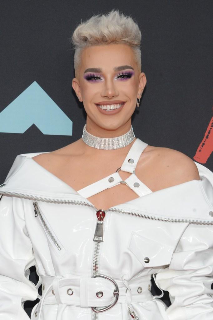 James Charles Defends His 'Extra' Look at the 2019 MTV VMAs