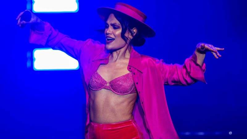 Jessie J Shows Off Her *Insane* Abs While Performing at a Festival in Spain — See Photos!