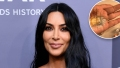 Kim Kardashian tooth fairy Dust North West