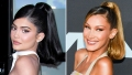 Kylie Jenner Hair Inspo Bella Hadid Travis Scott Documentary Premiere