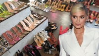 Kylie Jenner Shoe Collection