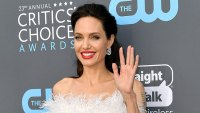Angelina Jolie Left Handed