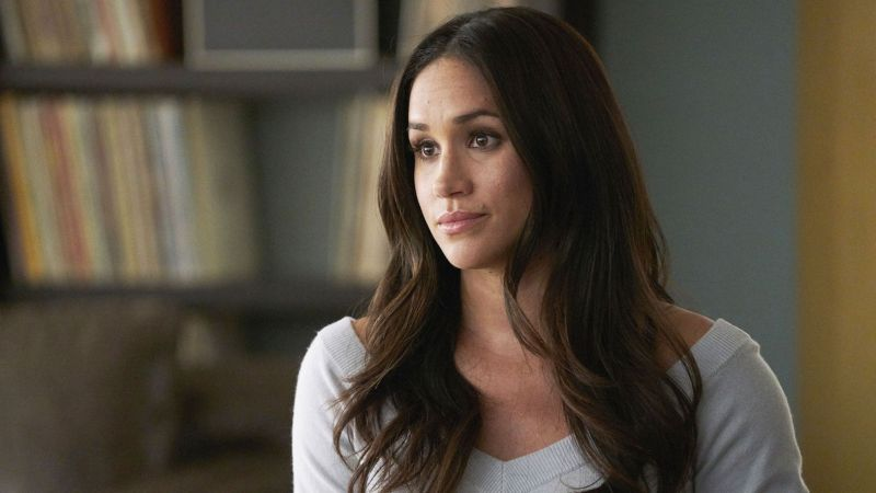 LOL! 'Suits' Playfully Pokes Fun at Meghan Markle's Royal Life: She's 'Doing Really Well'
